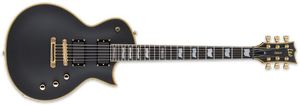 ESP LTD EC-1000 IN VINTAGE BLACK - The Guitar World