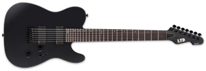 ESP LTD TE-417 IN BLACK SATIN - The Guitar World