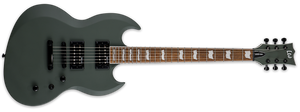 ESP LTD MGS Viper Military Green Satin Guitar - LVIPER256MGS - The Guitar World