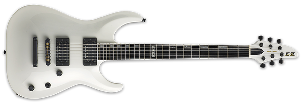 ESP EII Horizon MADE IN JAPAN Snow White EIIHORNTSW - The Guitar World