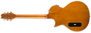 ESP LTD Thinline Series TL-6N Nylon-String Acoustic/Electric Guitar in Natural Gloss LTL6NNAT - The Guitar World