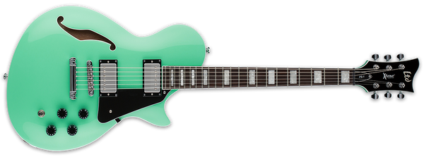 ESP LTD XTONE PS-1 IN SEA FOAM GREEN - The Guitar World
