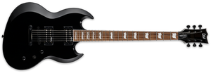 ESP LTD VIPER-201B BARITONE BLACK - The Guitar World