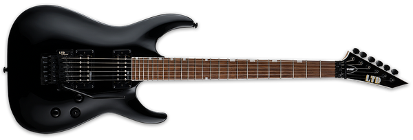 ESP LTD MH-200 BLACK - The Guitar World
