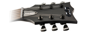 ESP LTD EC-BLACK METAL IN BLACK SATIN - The Guitar World