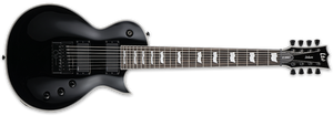 ESP LTD EC-1008 EVERTUNE BLK EMG IN BLACK - The Guitar World