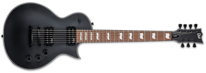 ESP LTD EC-257 IN BLACK SATIN - The Guitar World