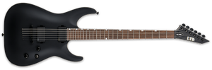 ESP LTD MH-400B IN BLACK SATIN - The Guitar World