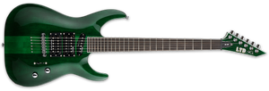 ESP LTD SEE THRU GREEN 6-STRING GUITAR - LSC20STG - The Guitar World