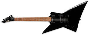 ESP LTD EX-200 IN BLACK LEFT HANDED - The Guitar World