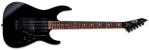 ESP LTD KH-202 KIRK HAMMETT IN GLOSS BLACK - The Guitar World