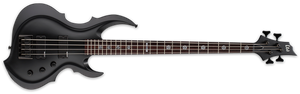 ESP LTD IRON CROSS SNOW WHITE LEFT-HANDED - The Guitar World