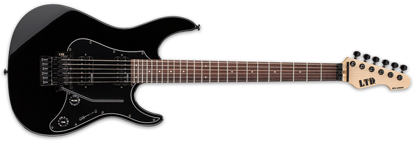ESP LTD SN-200FR IN BLACK - The Guitar World