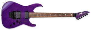 ESP LTD PURPLE SPARKLE ELECTRIC GUITAR Item LKH602PSP - The Guitar World
