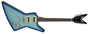 DEAN  Z 79 - BLUE BURST - The Guitar World