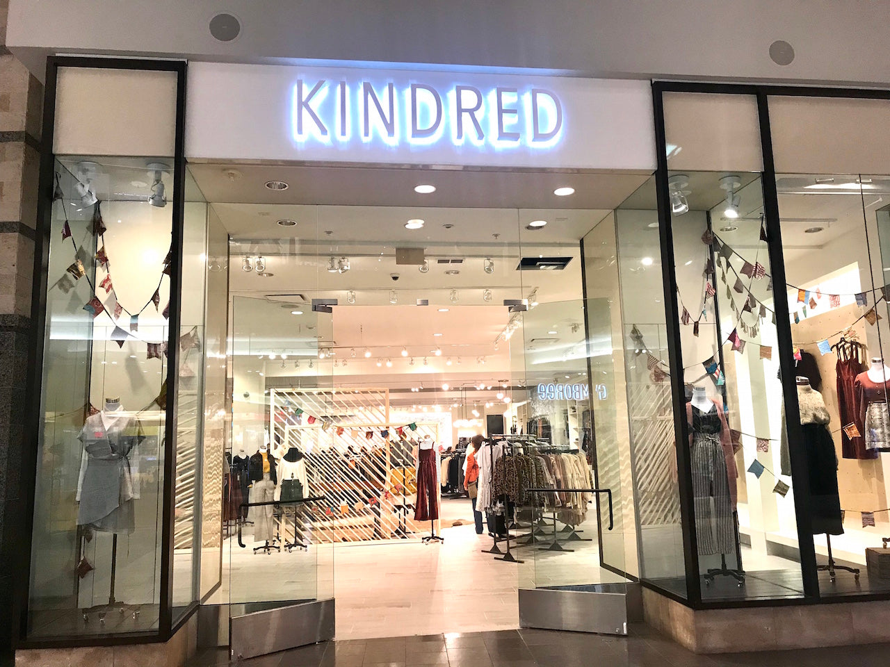 Kindred Store Front STL