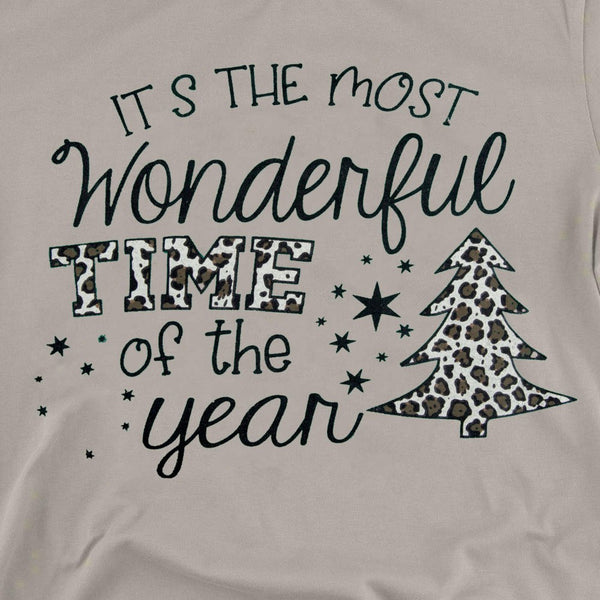 Most Wonderful Time of Year Graphic Tee
