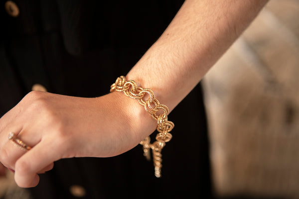 Chain Bracelet Charming Collection - Addi & Ains Boutique