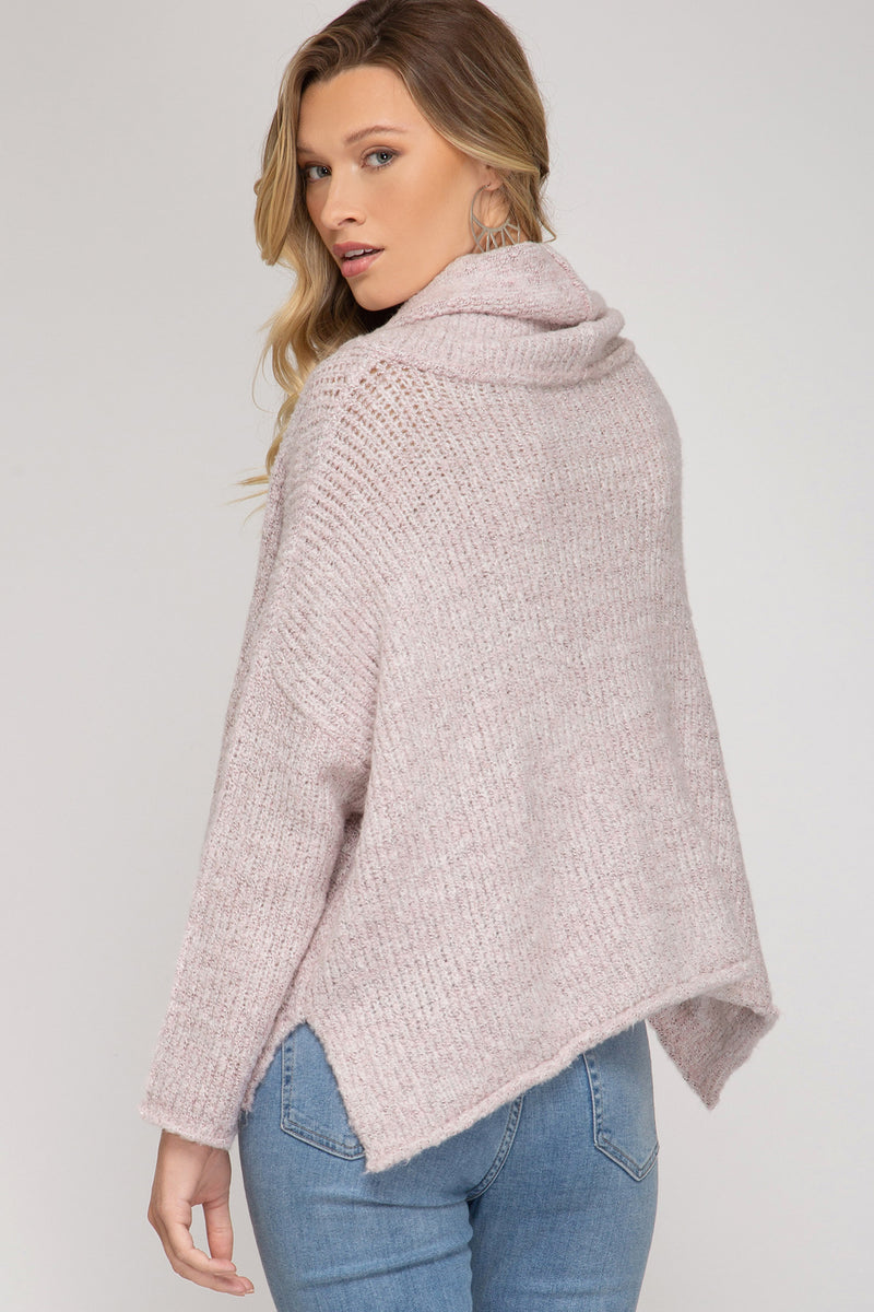 Quinn Turtleneck Sweater