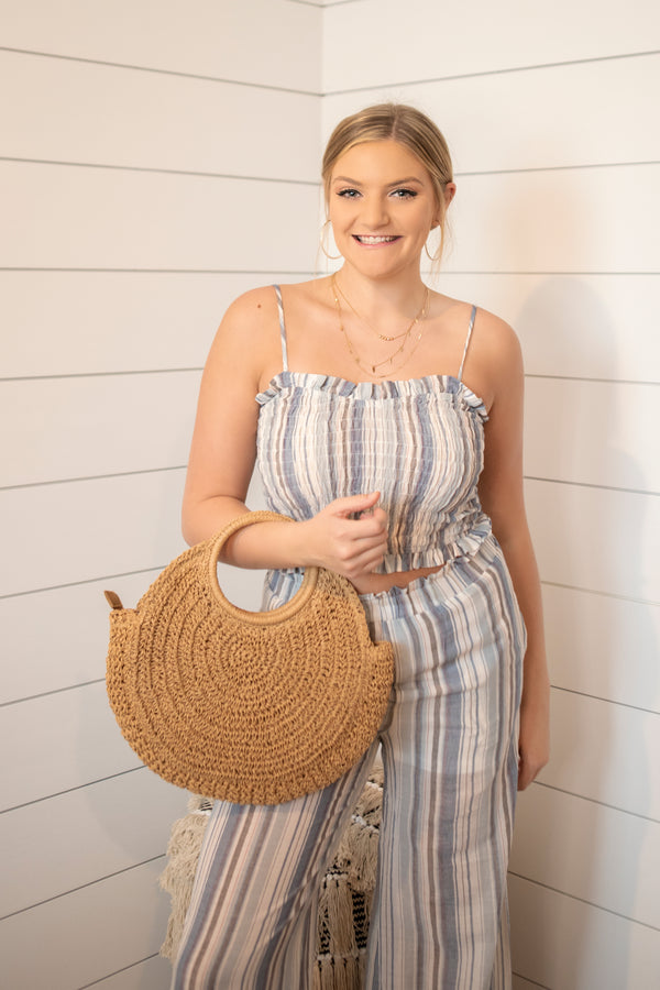 Lillie 2 Piece Jumpsuit - Addi & Ains Boutique
