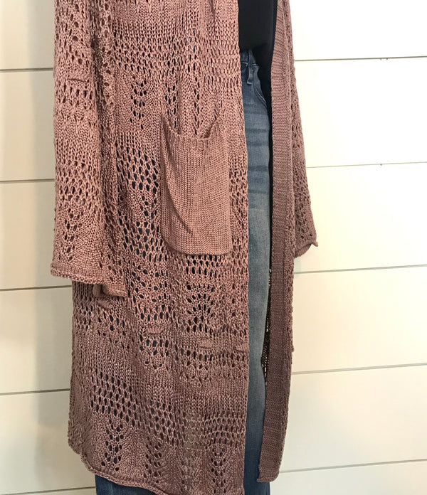 Londi Pocket Cardigan - Addi & Ains Boutique