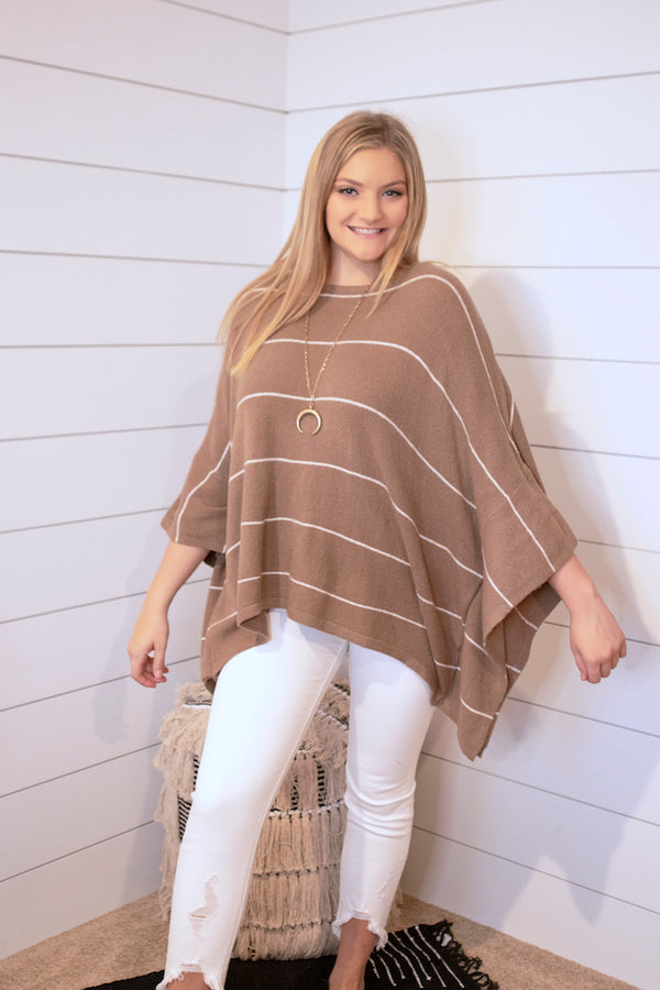 Striped Sweater - Addi & Ains Boutique
