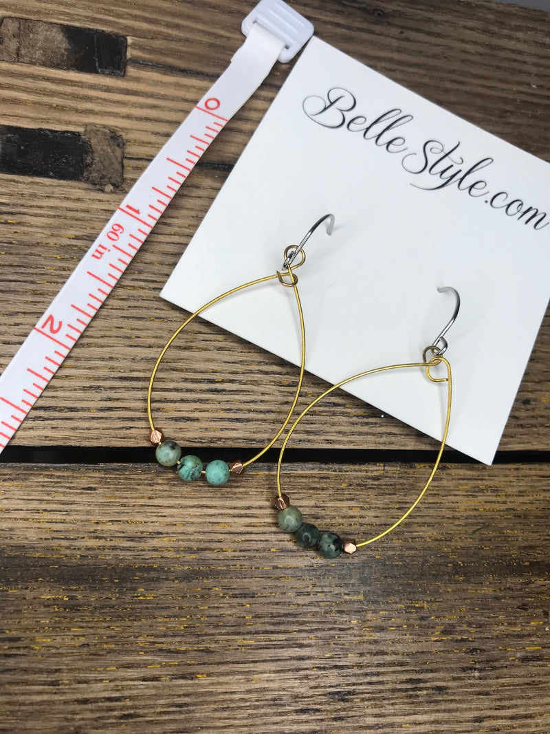 Bal Harbor Earrings - Addi & Ains Boutique