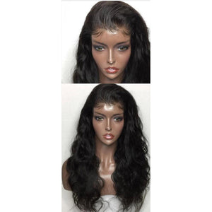 LUXE-- luxurious Human Hair Wig
