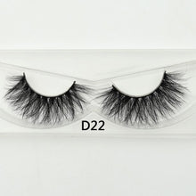 Load image into Gallery viewer, LUXE-- Long Lasting Mink Lashes