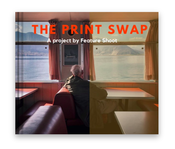 The Print Swap - A project by Feature Shoot