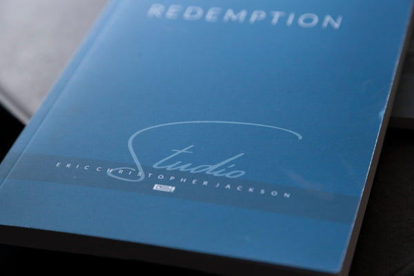 Redemption, Poetry Collection by Eric C. Jackson Studio