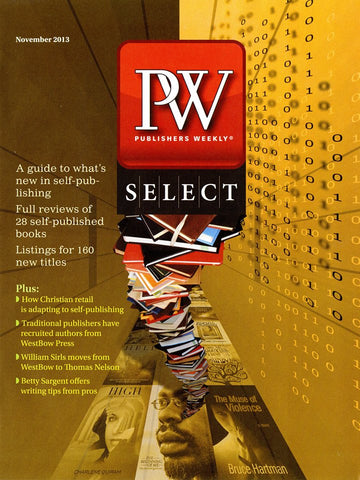 November 2013 | Publishers Weekly Select Cover Feature