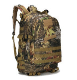 Outdoor Sport Rucksack - Camping Bag - Military // 8 Farben - Eingesackt Germany