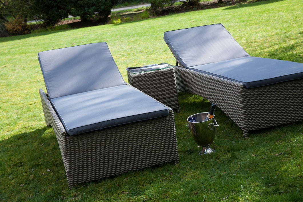 Sun Loungers from Top Secret Furniture, Holmes Chapel
