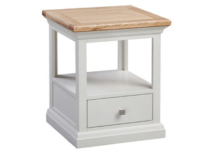 Cotswold 1 Draw Lamp Table