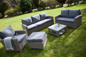 Rattan all weather Garden Furniture for outdoor use or can be used for indoor Conservatory furniture