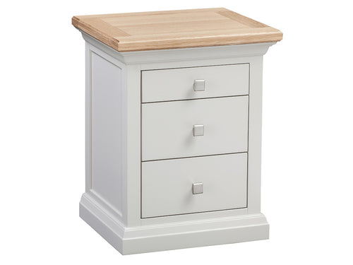 Twemlow 3 Draw Bedside Cabinet from Top Secret Furniture