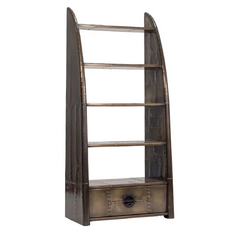 Aviator Bookcase from Top Secret Furniture