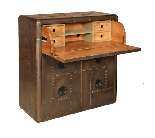 Aviator Chest Desk