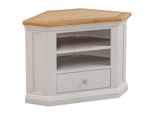 Cotswold Corner TV Unit