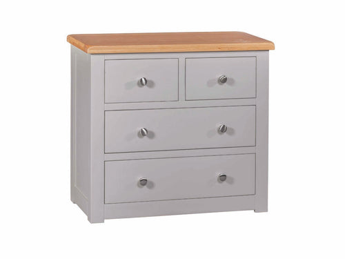 Stone 2+2 Chest of Drawers