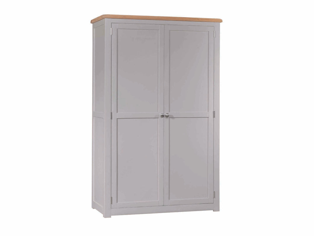 Grey wardrobe furniture for bedrooms from Top Secret Furniture