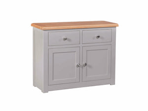 Stone Small Sideboard Contemporary Grey Furniture