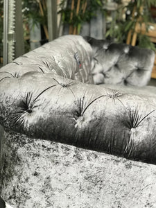 Drummond Tufted Button Sofa from Top Secret Furniture Cheshire