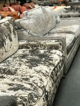 Load image into Gallery viewer, Velvet Crush Sofa in variety of colours from Top Secret Furniture