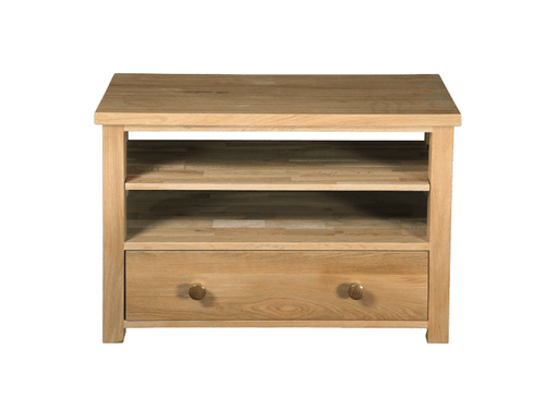 Eton Solid Oak TV Unit