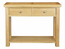 Load image into Gallery viewer, Eton Solid Oak Console at Top Secret Furniture