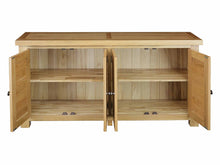 Load image into Gallery viewer, Eton Solid Oak Sideboard from Top Secret Furniture