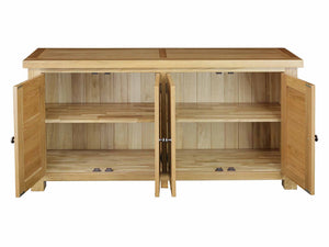 Eton Solid Oak Sideboard from Top Secret Furniture