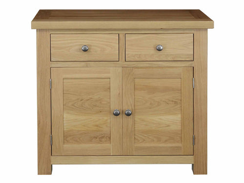 Eton Solid Oak Large Cabinet from Top Secret Furniture